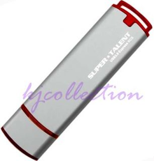 Super Talent 16GB 16g USB 3 0 Flash Drive Metal Case Express ST2 Red