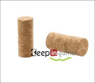 Cool 8GB Wine Wood Cork USB Flash Memory Stick Drive
