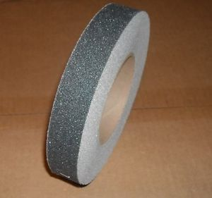 "1"" x 60' Anti Slip Non Skid Grit Grip Stair Step Floor Safety Tape 1 Roll New"