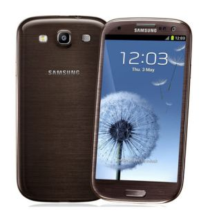 Samsung Galaxy Mini s III S3 GT I8190 Brown 4 1 Jelly Bean 4 inch Smartphone