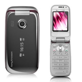 New Sony Ericsson Z750I Unlocked GSM Flip Phone 2MP Camera Secondary Camera