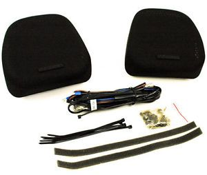 Hogtunes Lower Faring Speaker Kit 1998 2013 Harley Road Glide Ultra 1009
