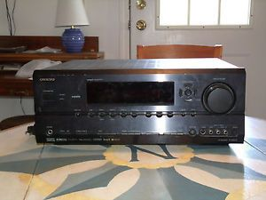 Onkyo TX SR674 Home Theatre Audio Video 7 1 Channel Stereo Receiver 751398007118
