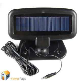 Solar Powered Power Motion Sensor Activated 15 LED Security Spot Path Light Lamp