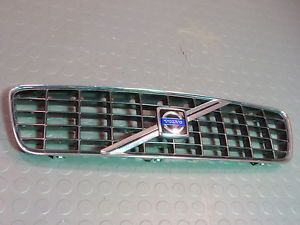 01 02 03 04 Volvo S60 Chrome Front Bumper Grille Grill