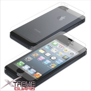XtremeGuard LCD Full Body Screen Protector Skin Cover Shield for Apple iPhone 5