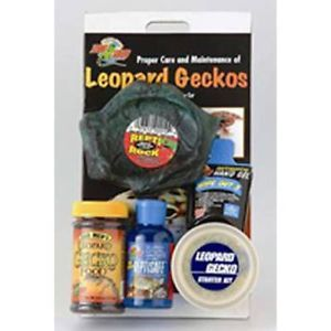 Zoo Med Laboratories Leopard Gecko Starter Kit