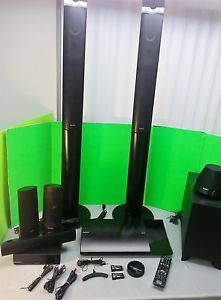 Sony BDV N890W 5 1 Channel Blu Ray DVD Home Theater Surround Sound System K350 027242276246