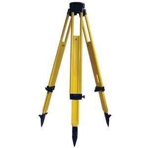 Brand New King Precison Heavy Duty Wooden Tripod with Screw Clamp for Surveying