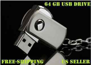 64GB USB Flash Drive Memory Stick Pen Thumb Drive USB 2 0 Flash Drive