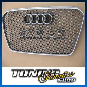 Original Audi RS5 Single Frame Grill Grille Audi A5 S5 8T Facelift 2012