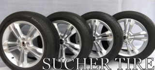 "Dodge Charger AWD 19"" Factory Wheels Rims 1TD74GSAAA and Michelin Tires 2410"