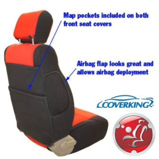 Jeep Wrangler Sport 2 Door JK 2013 Coverking Neoprene Seat Covers Front Rear