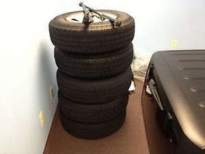 2007 Jeep Wrangler Tires