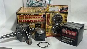88 92 LT250R Lt 250 250R Hot Rods Wossner 67mm Std Bore Motor Engine Rebuild Kit