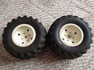 Kyosho Bridgestone Monster Truck Tires RC Car Truck Vintage