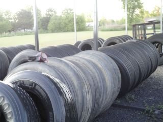 Used Semi Truck Tires 11R22 5 295 75 R22 5