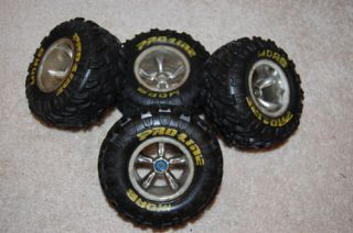 Proline MOAB Off Road Monster Truck Tires Nitro Rustler Stampede More Pro Line