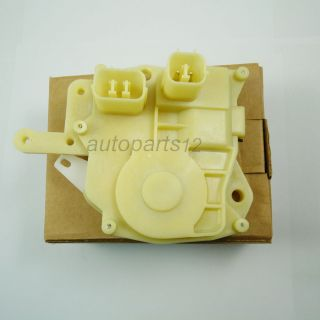 New Power Door Lock Actuator Front Right Fit for Honda CR V Civic Acura MDX