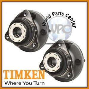 TIMKEN 2 Front Wheel Bearing Hub Assembly Ford Ranger and Mazda B3000 B4000 4x4
