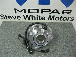 2011 2012 Dodge Nitro Jeep Liberty Front Wheel Bearing Ass Hub Mopar New