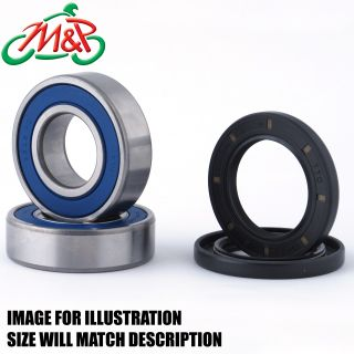 Triumph Thruxton 900 2008 Replacement Front Wheel Bearing Kit