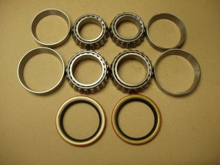 75 76 77 78 79 Ford Pick Up Truck F150 4x4 Front Wheel Bearing Bearings Seals