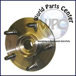 Front Wheel Bearing Hub Dodge RAM 1500 ABS 4x4 4WD