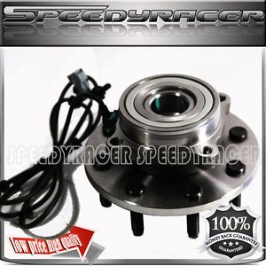 2000 2002 Dodge RAM 2500 3500 Truck Front Wheel Bearing Hub Assembly