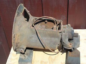 Ford Flathead V8 Toploader 3 Speed Transmission