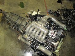 Mazda Eunos Cosmo RX 7 JDM 20B 3 Rotor Twin Turbo Engine 20 B Motor Long Block