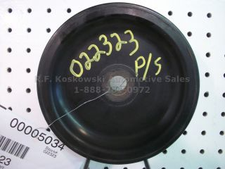 Power Steering Pump Pulley Ford Pickup Truck Bronco