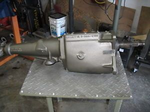 Ford Toploader 4 Speed Transmission