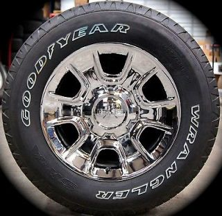 "2014 GMC Sierra Yukon Chrome 18"" Factory Wheels Rims Tires Denali Suburban Tahoe"
