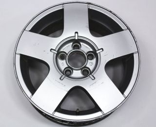 One 15 x 6 Avus Alloy Wheel Rim VW Jetta Golf MK4 Genuine OE 1J0 601 025 B