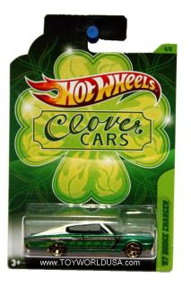 Hot Wheels 2012 Clover Cars