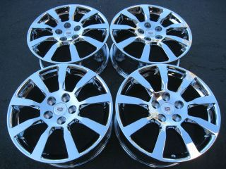 "18"" Cadillac cts Factory Chrome Wheels 16 17 18 19 20"