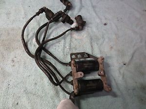 1985 Honda Goldwing GL1200 Aspencade Ignition Coils Plug Wires