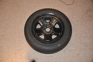 Blizzak Snow Tires Rims Charger Challenger Chrysler 300 Set of 4 Les 5 115