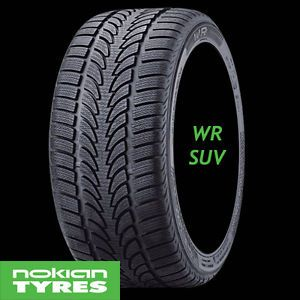 Brand New Nokian Performance Winter Snow Tires 255 55 17 Dodge Dakota Durango RT