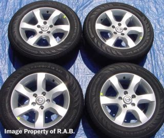 "Nissan Altima 16"" Wheels Conti Tires Maxima G35 Q45"