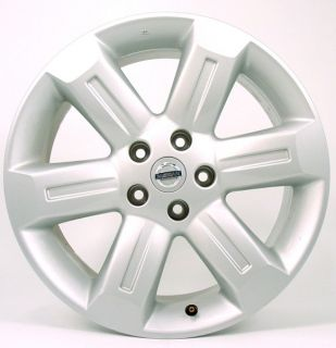 "18"" Nissan Murano Silver Factory Wheel 2006 07 62465"