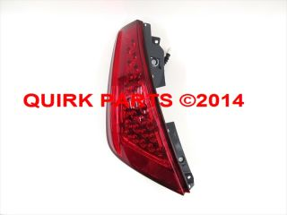06 07 Nissan Murano Rear Left Driver Side Tail Light Genuine Brand New