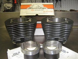 Harley Davidson Twin Cam Big Bore Kit 88 to 95""