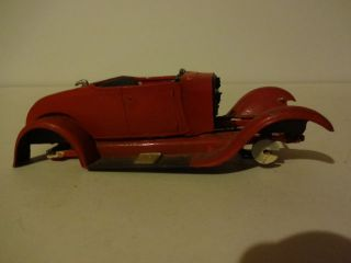 Junkyard Model Vintage Ford Model A Roadster Hot Rat Rod Custom
