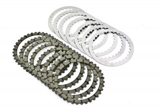 03 Buell XB9S Lightning Low Barnett 8 Kevlar and 7 Steel Clutch Plate Kit
