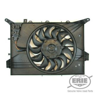 Volvo Engine Radiator Cooling Fan Assembly Fits Turbo S80 V70 S60 04 09
