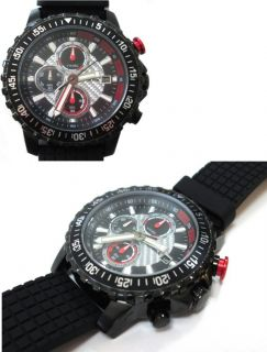 New Genuine Honda Seiko Mens Chronograph Sport Watch 2013 Edition