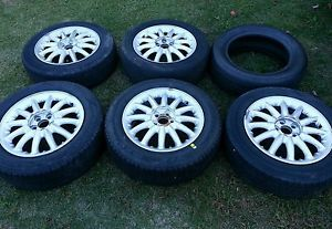 16 inch Chrysler Dodge Wheels Rims Tires 16x16 5