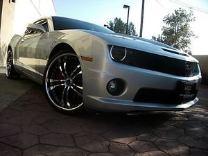 "Chevrolet Camaro SS RS LS 2010 2014 New 22"" Wheels Set 4 Rims Style 809 Chevy"